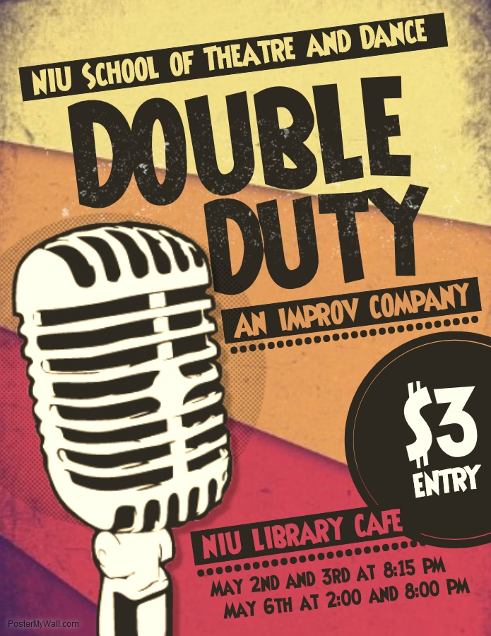 Double Duty Poster Spring